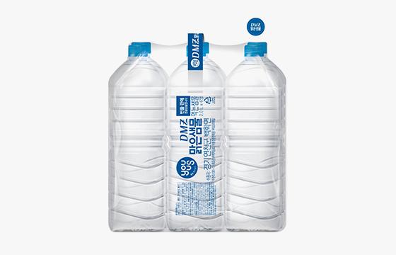 GS리테일, 무라벨 생수 통해 ESG경영에 적극 동참한다.  년간 50톤 이상 비닐 폐기물 절감 효과 예상