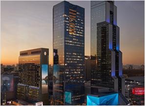 파르나스타워 건물 이미지