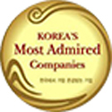 한국에서 가장 존경받는 기업 편의점 부문 1위(16년 연속)